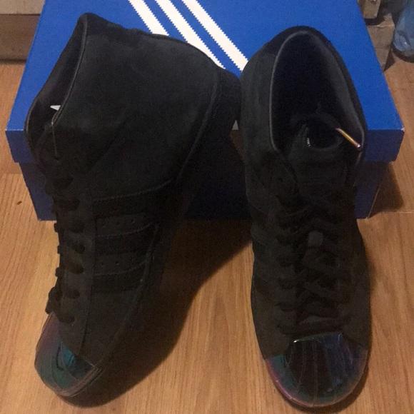 1f5573f2b14 Adidas ProModel Steel Toe Sneakers 8.5 Women's